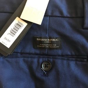 NEW! Banana Republic Chinos